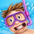 水滑梯滑行赛手机版v1.1.0