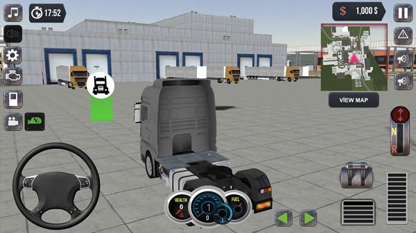 国际卡车运输模拟器官方版v1.0截图0