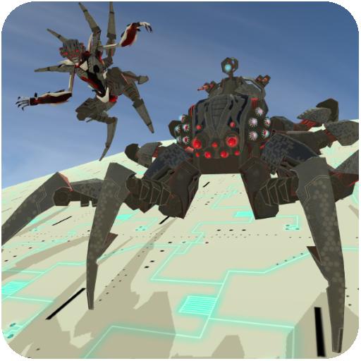 蜘蛛机器人无限技能点版v1.8