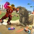 哥斯拉城市英雄游戏手机版v1.0