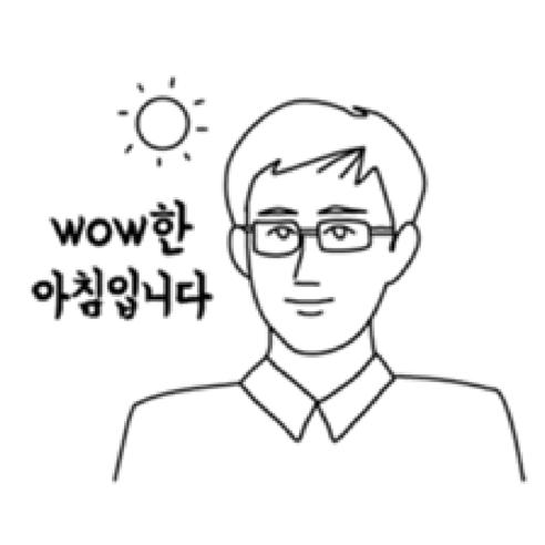 眼镜哥的情绪贴纸v1.0