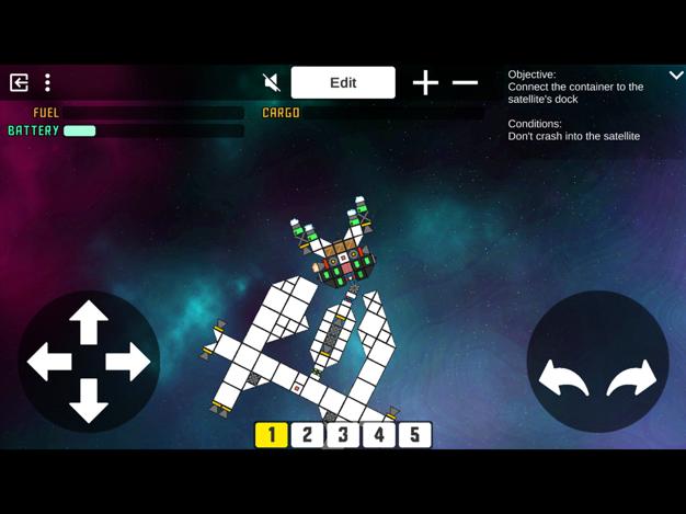 太空沙盒游戏手机版v0.42截图1
