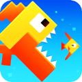 大鱼吃小鱼像素生存小游戏手机版v1.0