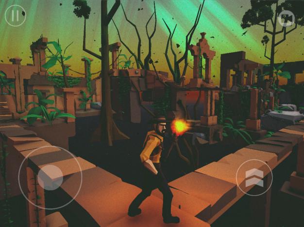 Escape The Jungle苹果版v1.1.3截图3