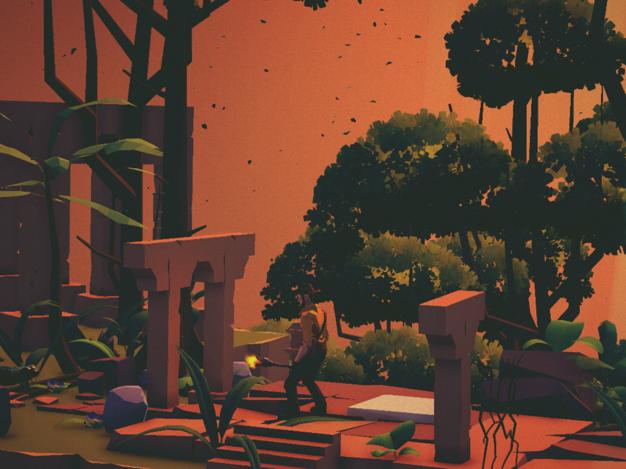 Escape The Jungle苹果版v1.1.3截图2