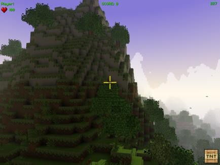 像素块建造工艺游戏IOS最新版v1.0截图0