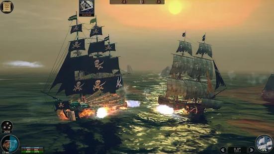 风暴海盗无限金币破解版v1.6.0截图2