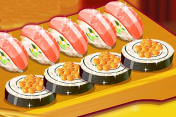 好玩的制作寿司游戏-制作寿司游戏大全