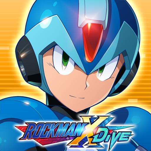 ROCKMAN X DiVE上帝版v3.3.1